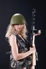 Military Girl