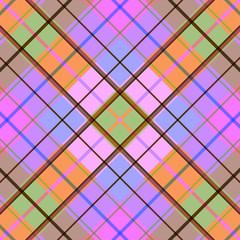Diagonal seamless geometric background