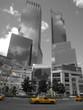 Fototapeten,new york,taxi,skyscraper,stadt