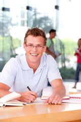 Male Student Portrait