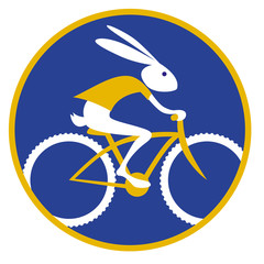 mascot bicycle