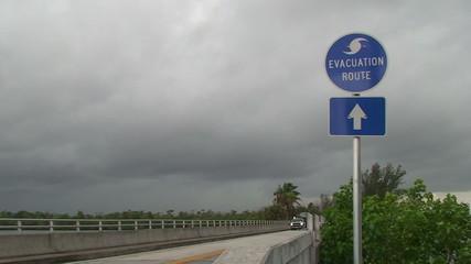 Storm Evacuation