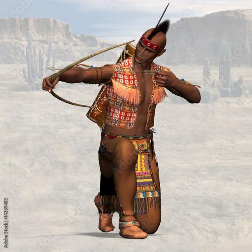 Fotobehang Indiërs Indian #08