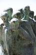 Denkmal in Yad Vashem.Israel