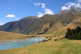 Mt Aspiring National Park poster