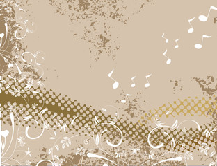 floral en musique