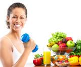 Fototapety Fitness woman