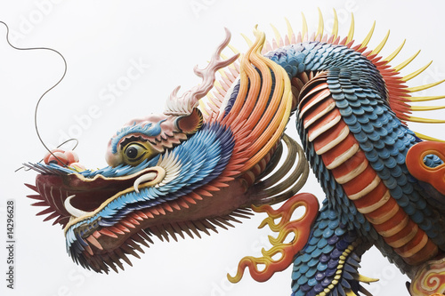Poster Chinese Dragon