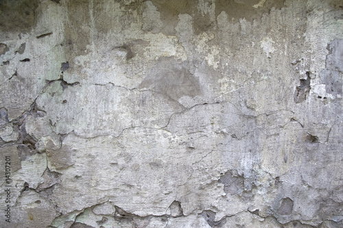 aging  wall