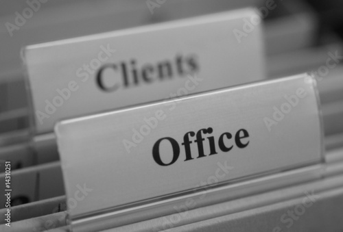 Office Clients grey