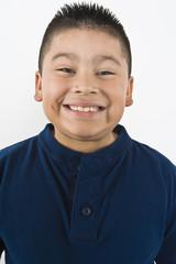 Portrait of pre-teen 10-12 boy