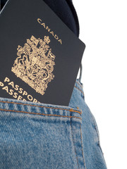 Back Pocket - Passport