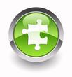 Plugin glossy icon