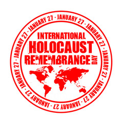 january 27 - international holocaust remembrance day