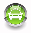 Taxi glossy icon