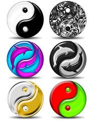 Yin & Yang Icone-Icons-Icones