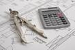 Hausbau planen konstruieren Plan Bauplan