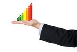 consommation énergie électricité gain valeur économie budget poster