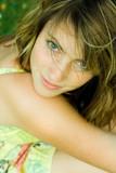 Fototapety Portrait of smiling girl