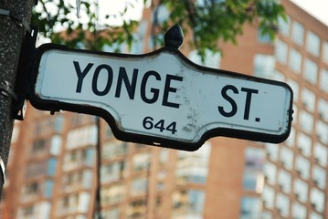 Yonge Street - Canada's most famous street