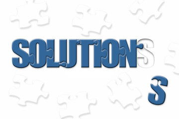 "Puzzle ""Solutions"""