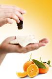 alternative medicine: orange essence poster