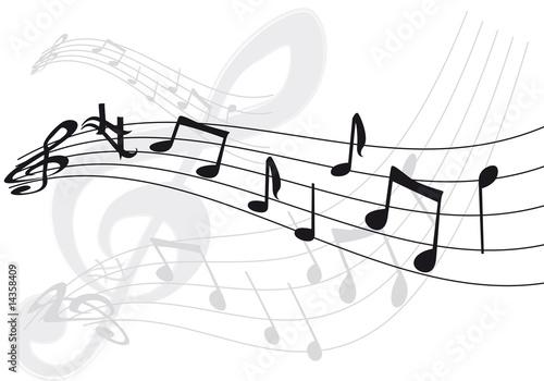 Fototapete Musik Zubehör, Rund um die Musik - Vinyl - Lautsprecher - Mikrofone - Wandtattoos - Fotoposter - Aufkleber