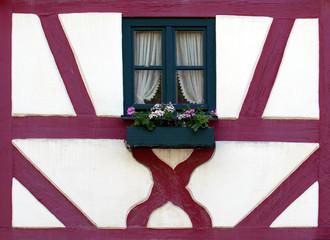 Altes Fachwerkhaus in Kottingwörth