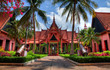 National Museum - Cambodia (HDR)