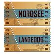 Ticket Nordsee/Langeoog