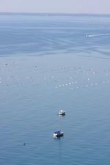 barche al largo