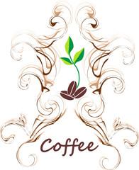 Coffee. Vector illustration