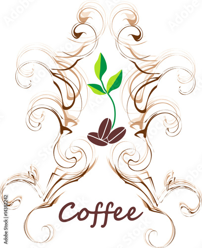 Coffee. Vector illustration