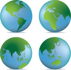 globe views