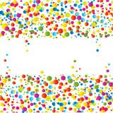 Fototapety Colorful bright ink splat design