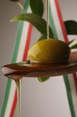 Italian olive oil