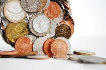 frozen coins