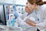 Fototapeta biologia - biotechnologia - Służba Zdrowia