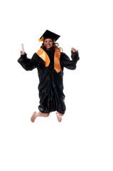 Graduated jumps