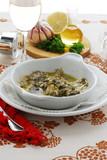 Acciughe al forno - Secondi di pesce della toscana