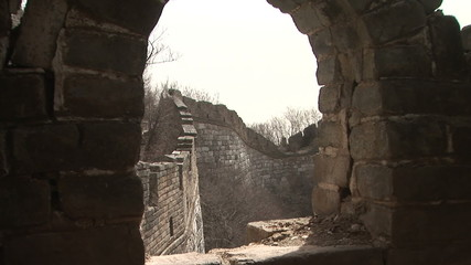 Original Tower on the Great Wall of China