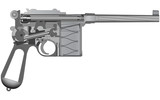 Vector scheme of old gun
