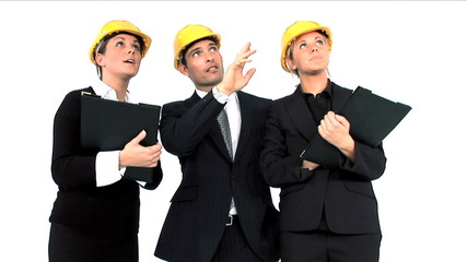 Construction Architect Team