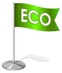 ECO flag icon