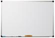 Leinwanddruck Bild - Whiteboard isolated on white background