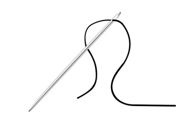 needle and string isolate