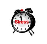 wecker stress poster