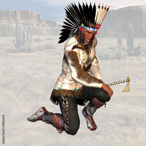 Fotobehang Indiërs Indian #06