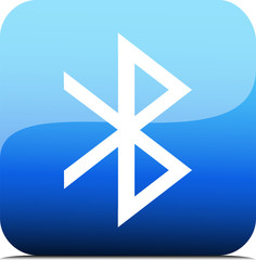 Bluetooth Cubic Icon