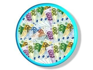 les billets euro